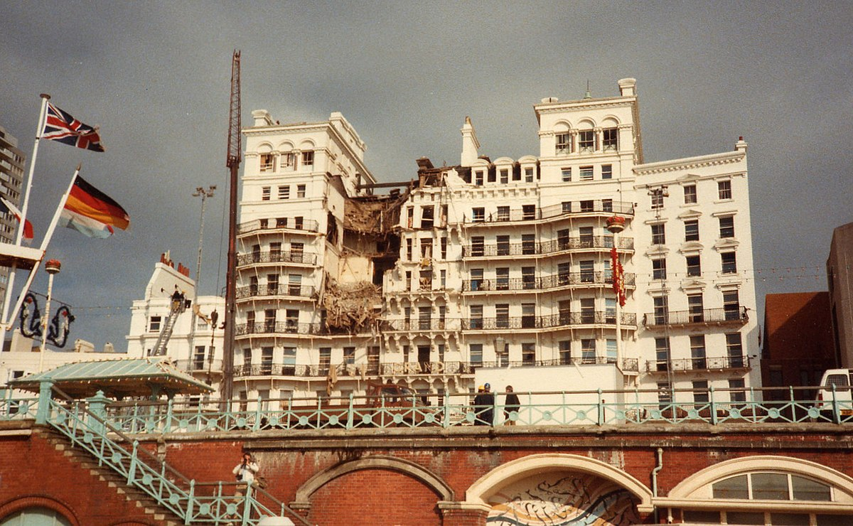 Today in history… Brighton bombing rocks nation
