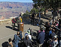Grand Canyon National Park Reopening, October 12, 2013 - 2364 - Flickr - Grand Canyon NPS.jpg