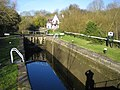 Grand Union Canal, Lock No. 57, Bottom Side Lock - geograph.org.uk - 615166.jpg