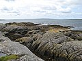 Granite shore - geograph.org.uk - 1431065.jpg