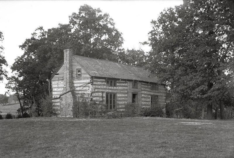 Grant%27s Log Cabin on Busch Farm, St. Louis Ave., St. Louis