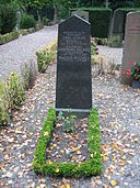 Grave of Carl Göran Regnéll in Lund Sweden.JPG