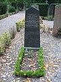 Grave of Carl Göran Regnéll in Lund Sweden.JPG