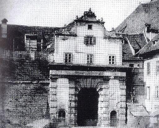 Graz-Eisernes Tor-vor 1860