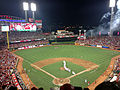 Great American Ball Park Reds win.JPG