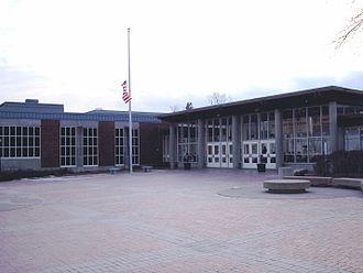 Greenwich High School - Image: Greenwich High School