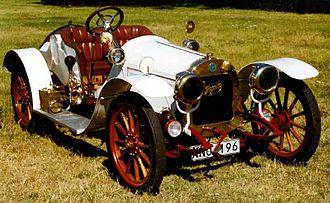 Automobiles Grégoire - 1908 Grégoire
