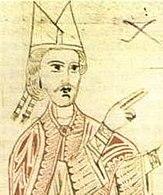 Gregory VII, detail