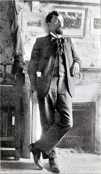 Victor Griffuelhes - Victor Griffuelhes, 1906.