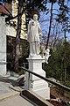 Großebersdorf - Nepomukstatue, Friedhofgasse.JPG