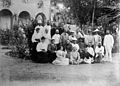 Group of missionaries at Mombasa. Wellcome L0029613.jpg