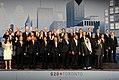 Group photo of the 2010 G-20 Toronto summit family photo.jpg