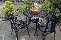 Guest House front garden, Keswick. - panoramio.jpg