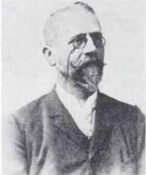 Guido Werdnig - Guido Werdnig (1844-1919)