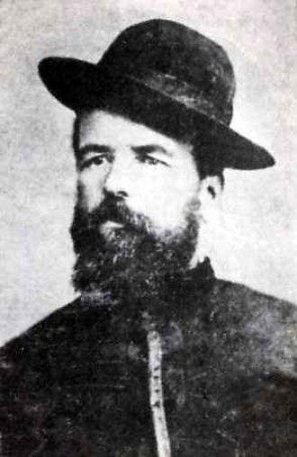 Maragato (Brazil) - Gumercindo Saraiva was the main leader of the Federalists.