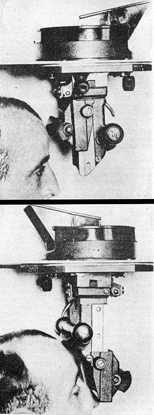 Rudolf Gundlach - Gundlach periscope.