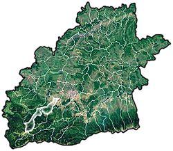 Vị trí của Gura Râului