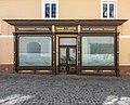 Gurk Hauptstraße 3 Gartnerhaus aufgelassenes Geschäft 06072020 9219.jpg