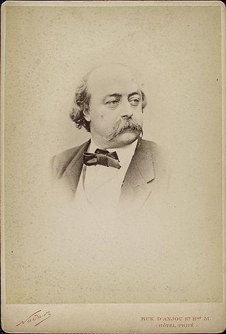 Gustave Flaubert - Flaubert, photographed by Nadar