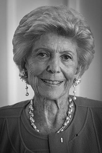 Hélène Carrère d'Encausse - Image: Hélène Carrère d'Encausse par Claude Truong Ngoc sept 2013