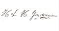 H.G signature 1886 Henri Gautreau.png