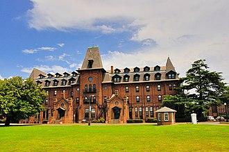 Hampton University - Virginia Cleveland Hall