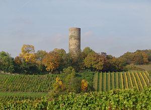 Burg Scharfenstein (Ostansicht)