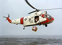 HH-52A Seaguard with rescue basket 1960s.jpg