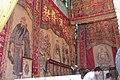 HK 西營盤 Sai Ying Pun 香港 中山紀念公園 Dr Sun Yat Sen Memorial Park 香港盂蘭勝會 Ghost Yu Lan Festival 神壇 Altar stage Sept 2017 IX1 06.jpg