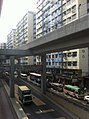 HK 觀塘工業中心 Kwun Tong Industrial Centre 鯉魚門道 Lei Yue Mun Road MTR bridges March-2012 Ip4.JPG