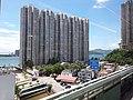 HK Bus 962 view 屯門公路 Tuen Mun Road 深井 Sham Tseng August 2018 SSG 01.jpg