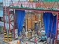 HK Central 擺花街 Lyndhurst Terrace construction site Dec-2013.JPG