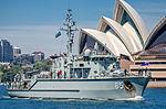 HMAS Gascoyne (M 85)