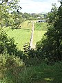 Hadrian's Wall at Willowford - geograph.org.uk - 552100.jpg