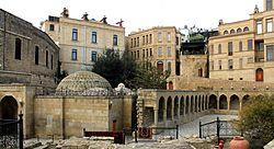 Hajji Gayyib bathhouse, Baku, 2010 (2).jpg