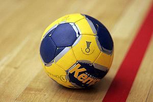 balon de balonmano
