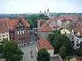 Hannover Christuskirche Blick vom Turm Richtung Welfenschloss.jpg