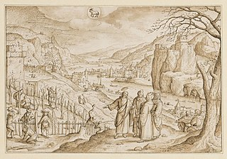 Maart - de parabel van de wijngaard