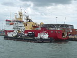 Harbour Tours - Portsmouth Harbour - HMS Protector (A173) -b.jpg