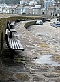 Harbour wall, Mousehole - geograph.org.uk - 778071.jpg