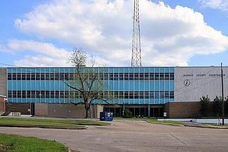 Hardin County, Texas - Image: Hardin county tx courthouse 2014