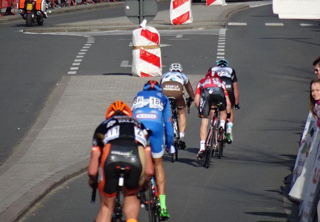 Harelbeke - Driedaagse van West-Vlaanderen, etappe 1, 7 maart 2015, aankomst (A19).JPG