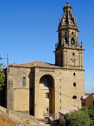 Haro, La Rioja - Image: Haro Santo Tomas 31