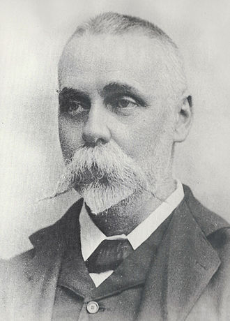 Harry Charles Purvis Bell - HCP Bell, c. 1890.
