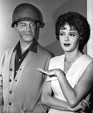 Harry Morgan - With Cara Williams in Pete and Gladys