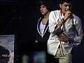 Harry Styles and Zayn Malik Glasgow.jpg