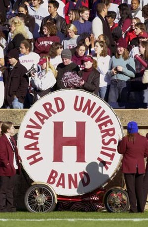 Harvard University Band - Bertha