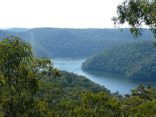Hawkesbury River 1