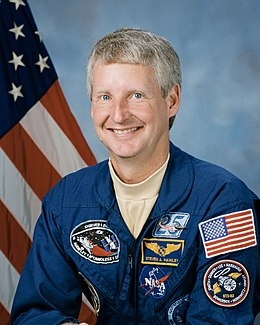 Steven Hawley American astronaut
