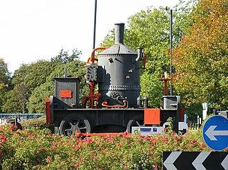 Head Wrightson - Steam locomotive at Stockton-on-Tees